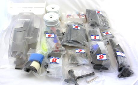 RC auto kit