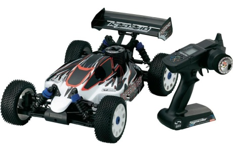 RC model auta ready set